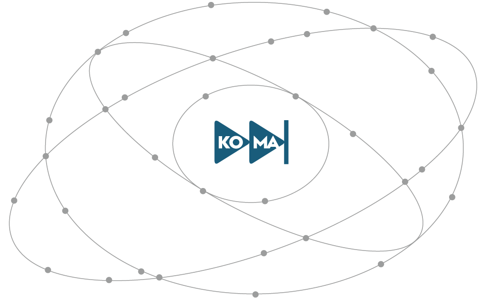 KoMa, Kooperation Marketing, ein Netz von Marketing Experten